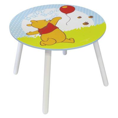 Table ronde 'Abeilles' Winnie l'ourson Disney
