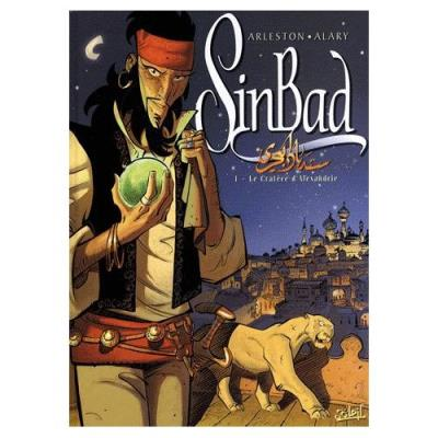 Sinbad Tome 1 - Le Cratère D'alexandrie Christophe Arleston