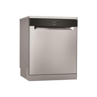Whirlpool Supreme Clean WRFE2B16X - Lave-vaisselle - pose libre - largeur : 60 cm - profondeur : 60 cm - hauteur : 85 cm