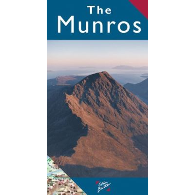 The Munros Map (Colin Baxter Maps)