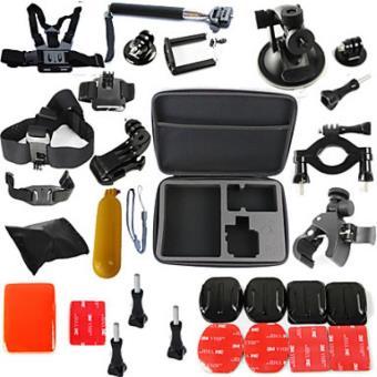 thoughts on finest selection best cheap Kit d'accessoires fixation pour GoPro Heros 3+, 3 et 2