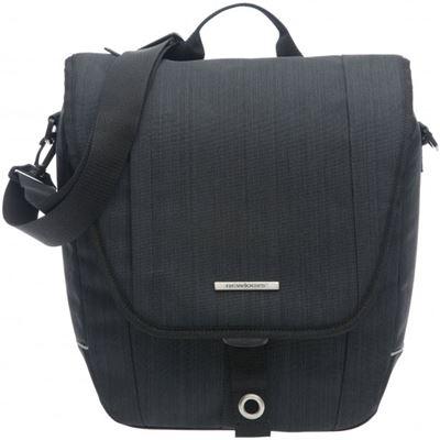Sacoche / sac à bandoulière simple New Looxs Avero Single - 12,5 litres - noir
