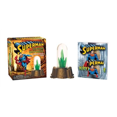 Superman: Kryptonite Kit (Mega Mini Kits) (Paperback)