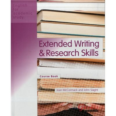 Extended Writing And Research Skills: Course Book (English For Academic Study) (Paperback)