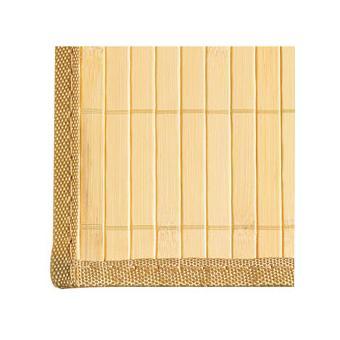 Kela set de table casa bambou beige - Achat & prix | fnac