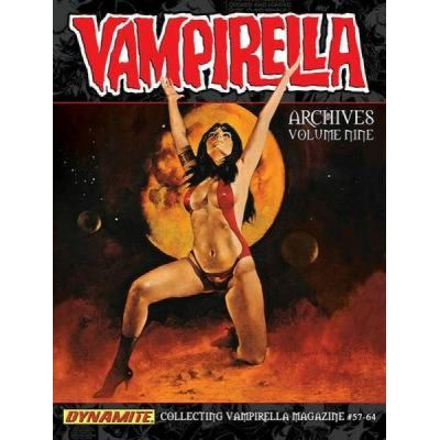 Vampirella Archives Volume 9 - [Version Originale]