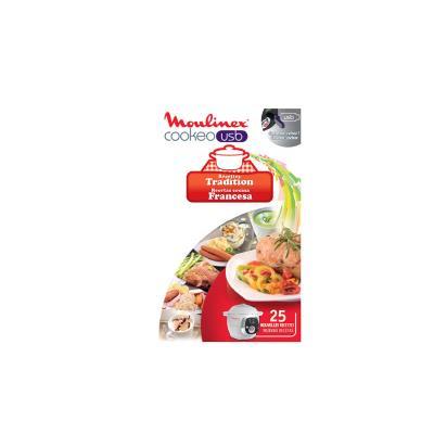 Moulinex Cookeo Usb Tradition Ref: Xa600211