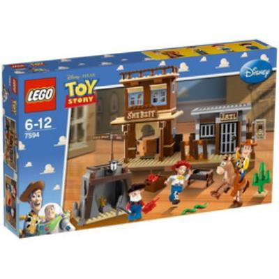 Lego - 7594 - Toy Story - Western Woody
