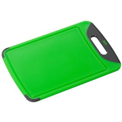 Silit 0020.7671.01 planche à découper 38 x 25 cm antibactérien vert