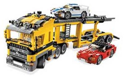 LEGO 6753 Creator Le transport de voitures