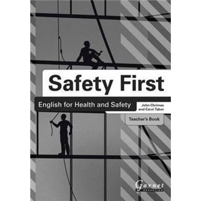 Safety First: English For Health And Safety (Paperback)