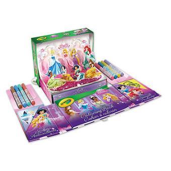 Crayola Pop Up Colouring Sets Disney Princess Jeu De Coloriage Surprise Crayon De Couleur Et Feutres Achat Prix Fnac