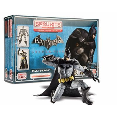 Sprukits niveau 3 figurine batman arkham city modèle kit