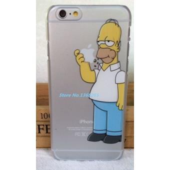 coque iphone 7 simspon