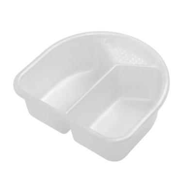 rotho babydesign top and tail bowl (white)