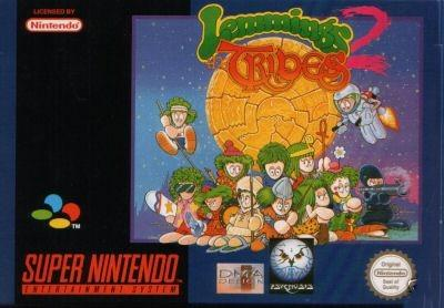 Lemmings 2 - The Tribes [L]