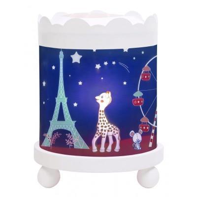 Manège lanterne Magique Sophie la Girafe