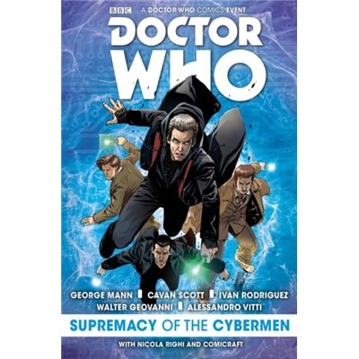 Doctor Who The Supremacy Of The Cybermen