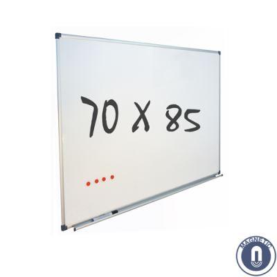 Tableau blanc magnétique - 70 x 85 cm