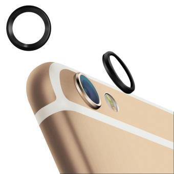 Bague de protection pour capteur photo - Athène - iPhone 6 / 6S - Noire
