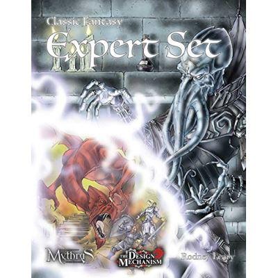 Classic Fantasy Expert Set - [Livre en VO]