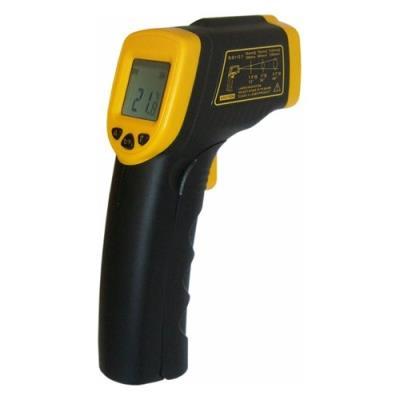 Technoline Ir 330 Thermomètre Infrarouge Noir/Jaune