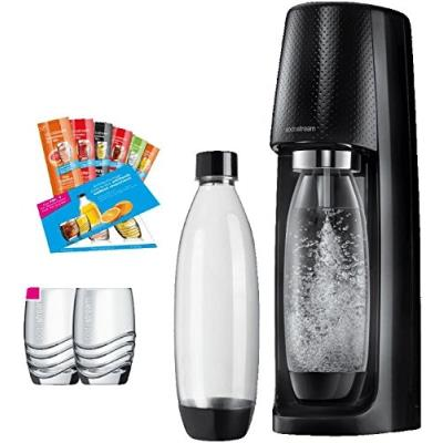 Sodastream easy promopack noir