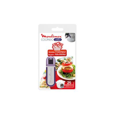 Moulinex Usb Cookeo Recettes Fraicheur Ref: Xa600511