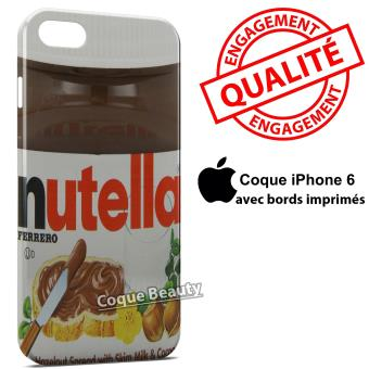 Coque iPhone 6 Nutella