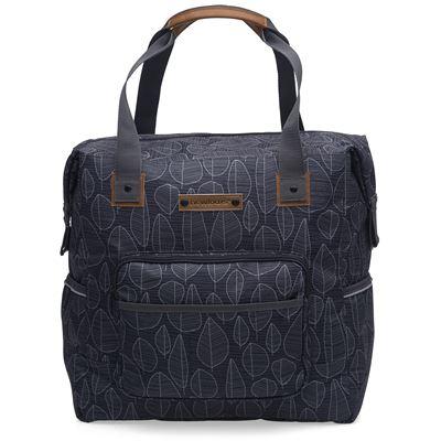 Sacoche / sac à provisions NEW LOOXS Camella Folla - noir - 24.5 litres