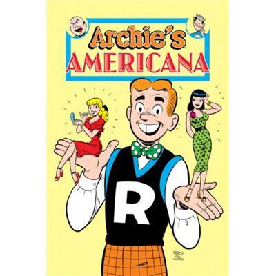 Archie'S Americana Box Set: 1940S-1970S (Hardcover)