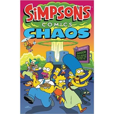 Simpsons Comics - Chaos (Paperback)