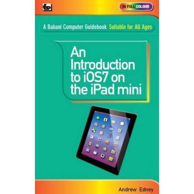 An Introduction to iOS7 on the iPad Mini - [Livre en VO]