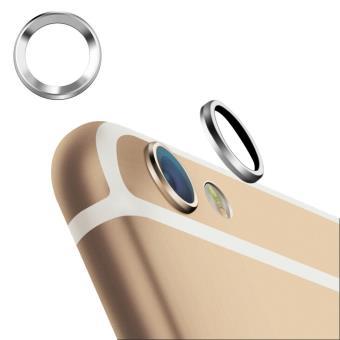Bague de protection pour capteur photo - Athène - iPhone 6 / 6S - Grise