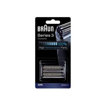 Braun Series 3 - 32S - scheerkop - zilver