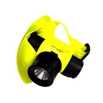 Lampe Frontale De Plongee Sous Marine Tk0240 Etanche A 30m 300