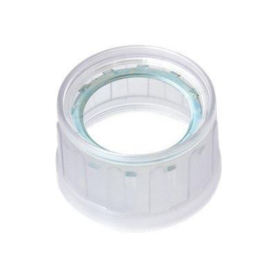 MOBOTIX Lens Cover with Glass Pane (Short Version) - capuchon pour objectif d'appareil photo