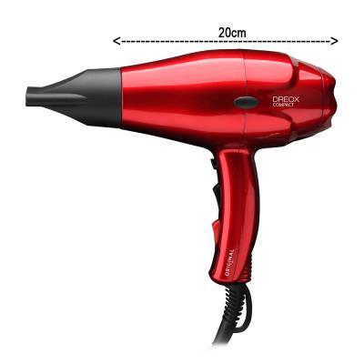 Sèche cheveux DREOX Compact rouge 2000 Watts Original