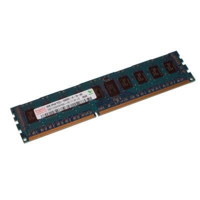 Fabricant : HYNIX P/N : HMT325R7CFR8A-H9 Puce : Variable selon Lot Type de Module : DDR3 SDRAM ECC Registered pour Serveur Type de Bus : PC3-10600R Fréquence : 1333Mhz Densité : 2GB Disposition Logique : Rank 1 Disposition Physique : Double Face, 240-Pin