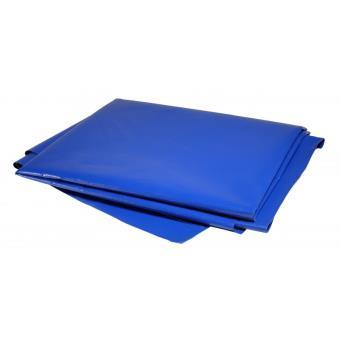 Couvreur Pvc 680 Bleu 2x3m Bache Toiture Bache Protection Toiture Baches Et Sangles Achat Prix Fnac
