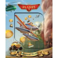 Disney planes 2 magical story