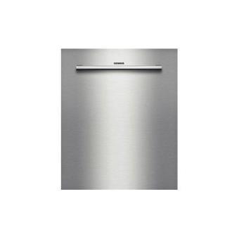 siemens sz73055 porte d 39 habillage de lave vaisselle inox achat prix fnac. Black Bedroom Furniture Sets. Home Design Ideas