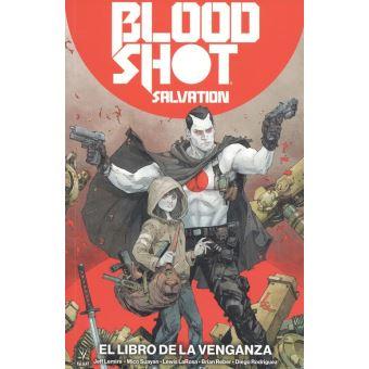 Bloodshot salvation 1-valiant