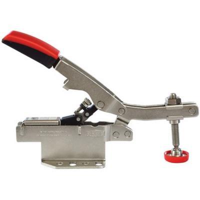 Dispositif de serrage horizontal, Capacité de serrage : 20 mm, Force serrage 1100 N, Poids 0,200 kg, Hauteur de serrage : 20 mm, Long. totale : 167 mm