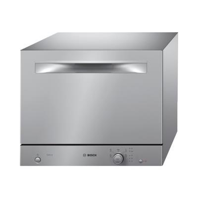 Bosch SKS51E28EU lave-vaisselle - pose libre - Inox argent