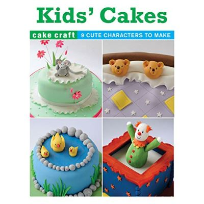 Kids' Cakes - [Livre en VO]