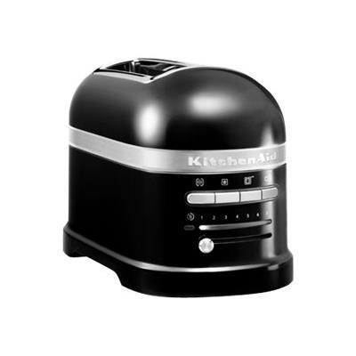 KitchenAid 5KMT2204EOB - grille-pain - noir onyx