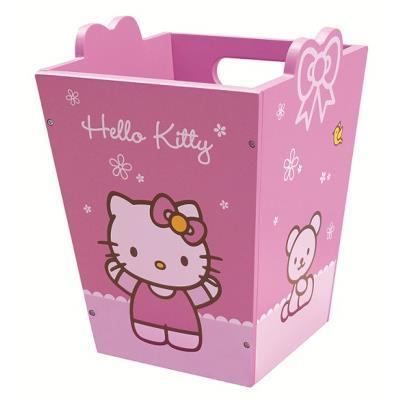 Corbeille Bow Hello Kitty