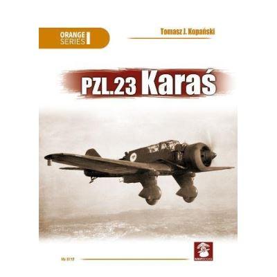 PZL.23 Karas (Orange) - [Livre en VO]