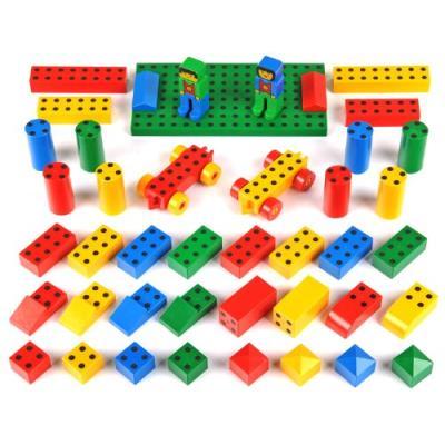 Klein - 0654 - jeu de construction - set ecole manetico \
